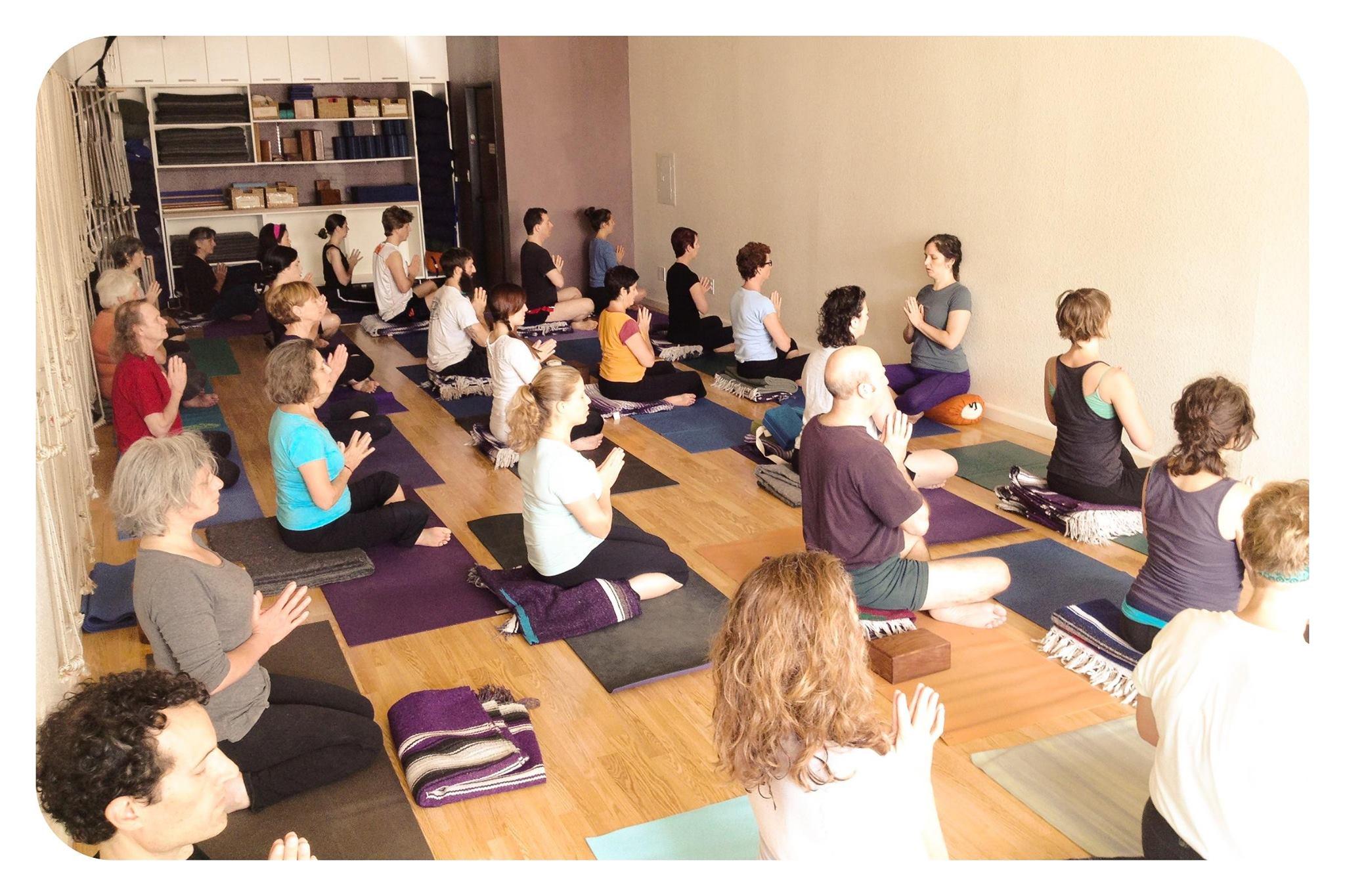 Adeline Yoga Studio