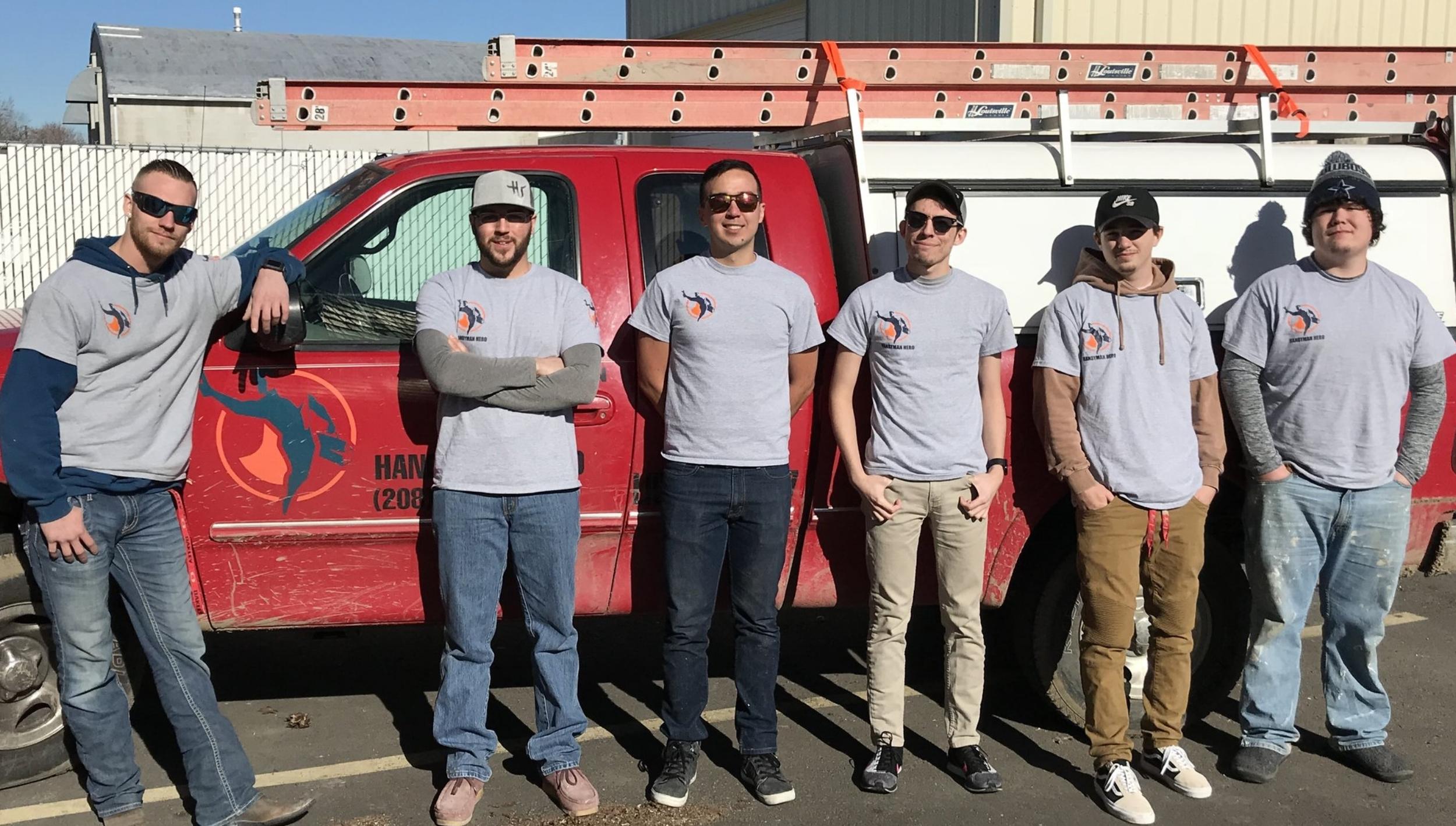 Meet the team -