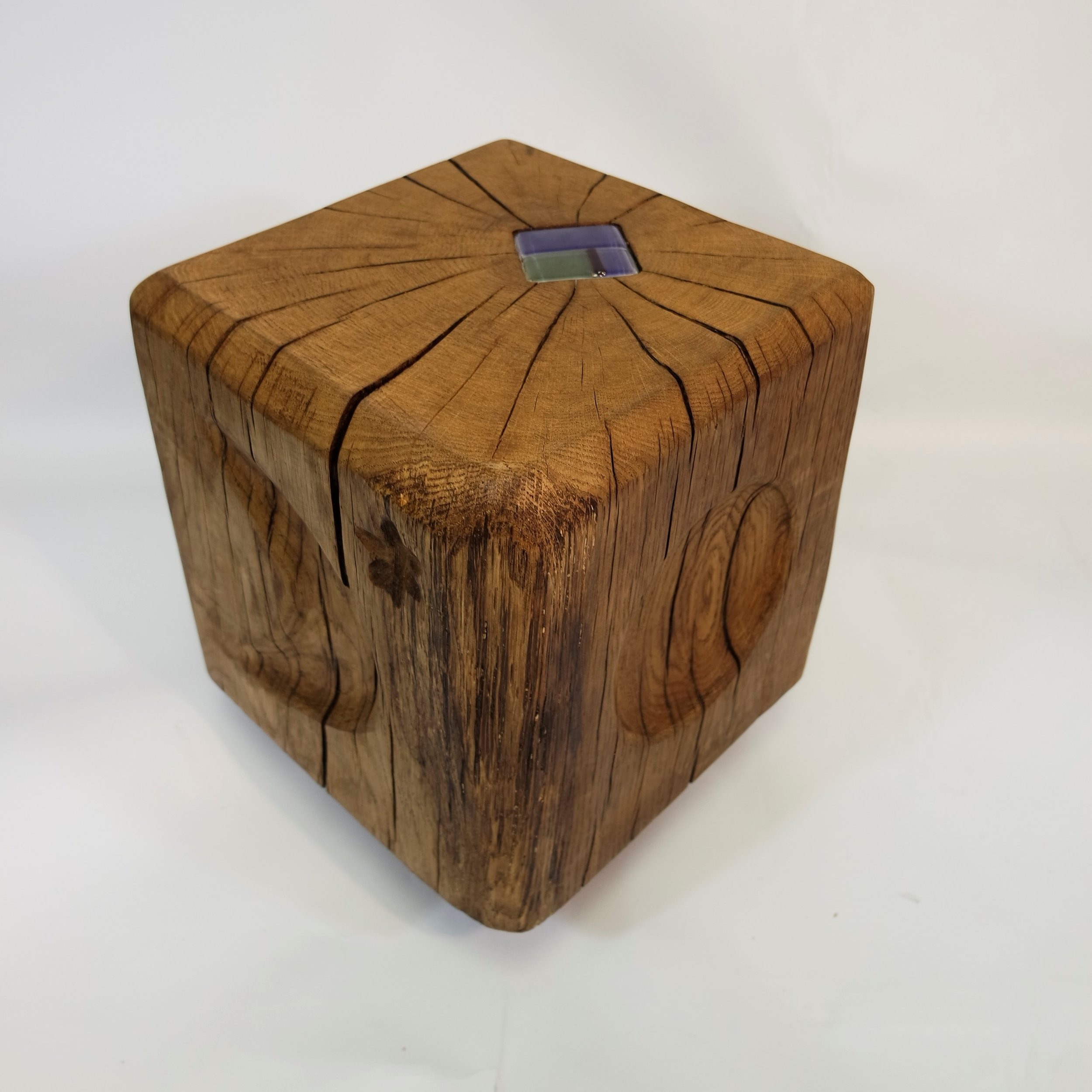 Oak Cubes with two carved circles (10).JPG