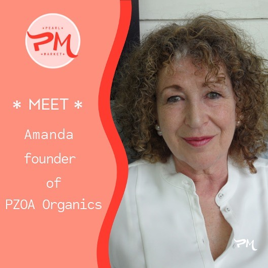 "Meet Amanda, she is the proud founder of PZOA Organics and all natural line that carries pain relief and personal lubricant items. ""I have taken as much care with the formulation and making of these products as the packaging and I want people to have the pleasure and anticipation of opening a lovely looking gift, and to be delighted and excited by what's nestled inside."" ====== HELLA BROOKLYN!! 🎈🎈 June 29th 11am to 6pm Bring your friends, family, coin purse, appetite, street fashion, and good vibes to 202 Eastern Parkway (📍Washington Street between Eastern Parkway & President Street). #HellaBrooklyn #inthepearlmarket"