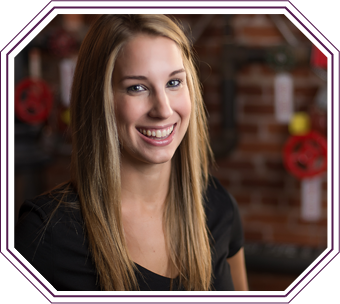 Piper Elliott  Stylist  Piper is an extremely talented stylist who particularly enjoys creating personalized looks. Her attention is focused on detailing every haircut and color to suit the individual. Your visit may come with a bonus: She is also a master at baking!