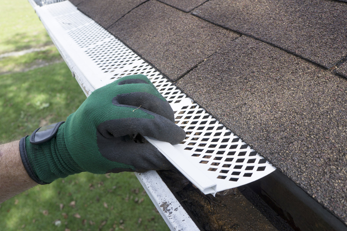 <p><strong>Gutters & Downspouts</strong><i>More →</i></p>