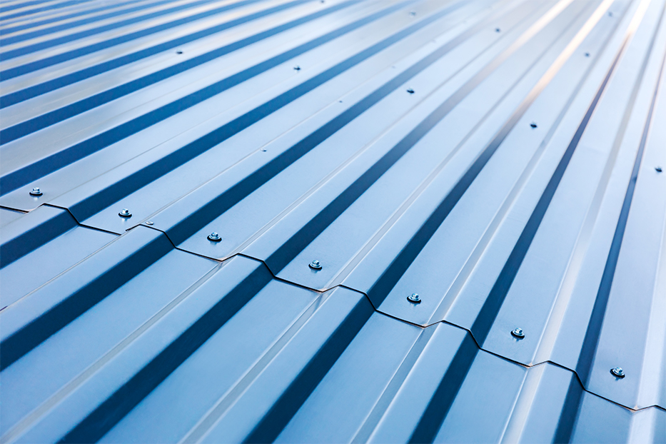 <p><strong>Commercial Roofing</strong><i>More →</i></p>