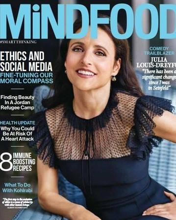 Mindfood Magazine, June 2019 - Take a stand