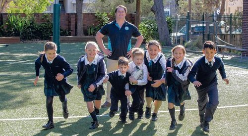 Wentworth Courier, Aug 2018 - Classroom teacher in another league