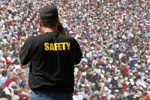 A1A Security Services in Jacksonville, FL provides event security for our clients. When our event security officers are working for our clients safety and hospitality is our number one concern for the patrons at your event. We treat the patrons at your venue like we treat our own security guards.