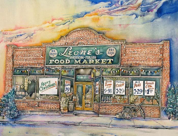 Jaycox David Leone's Market Inwood Long Island