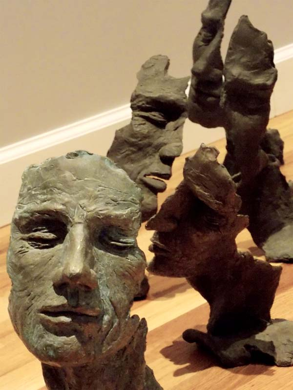 Personality-Five Piece Bronze -$19000