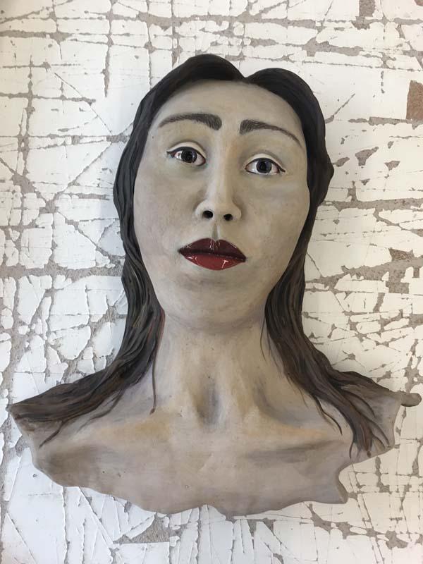 Diana Krystal Roldan-Self Portrait-Earthenware, Underglaze.jpg