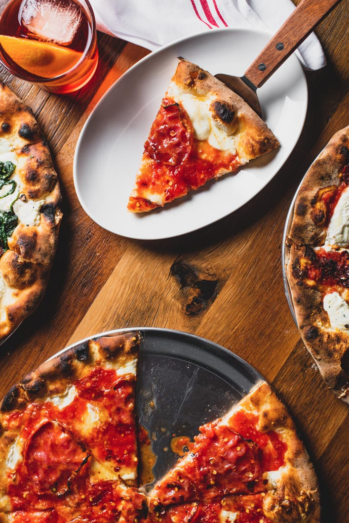 Seppe Pizza Bar    View Project ➝