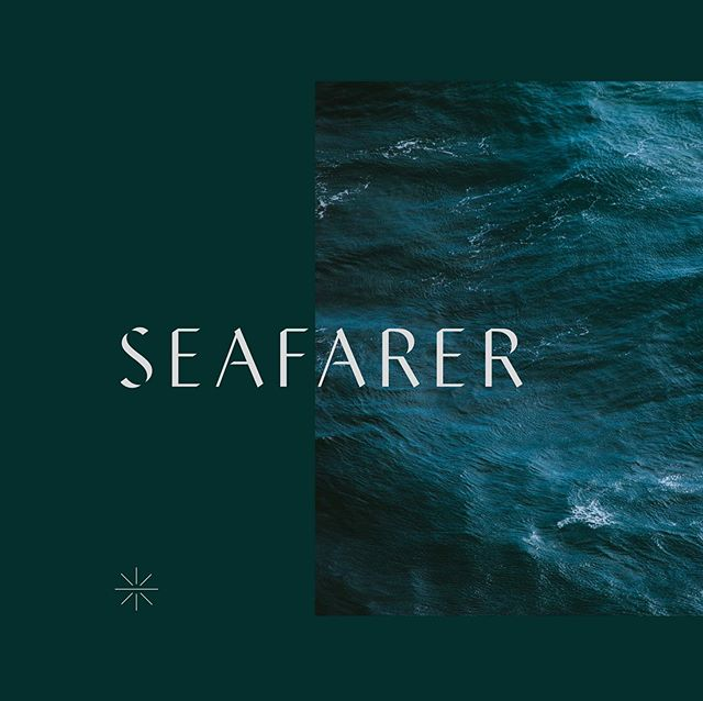 Seafarer - a coffee brand we worked on for a client in the UK.