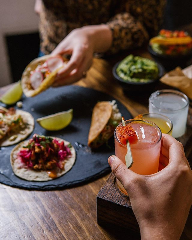 Celebrating #TacoTuesday with our client @streettacony 🌮