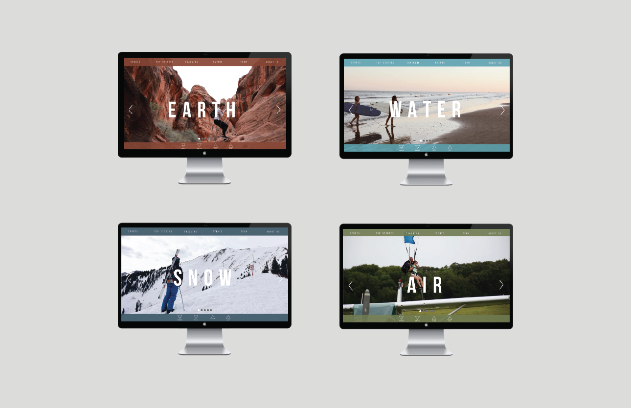 Desktop Screens