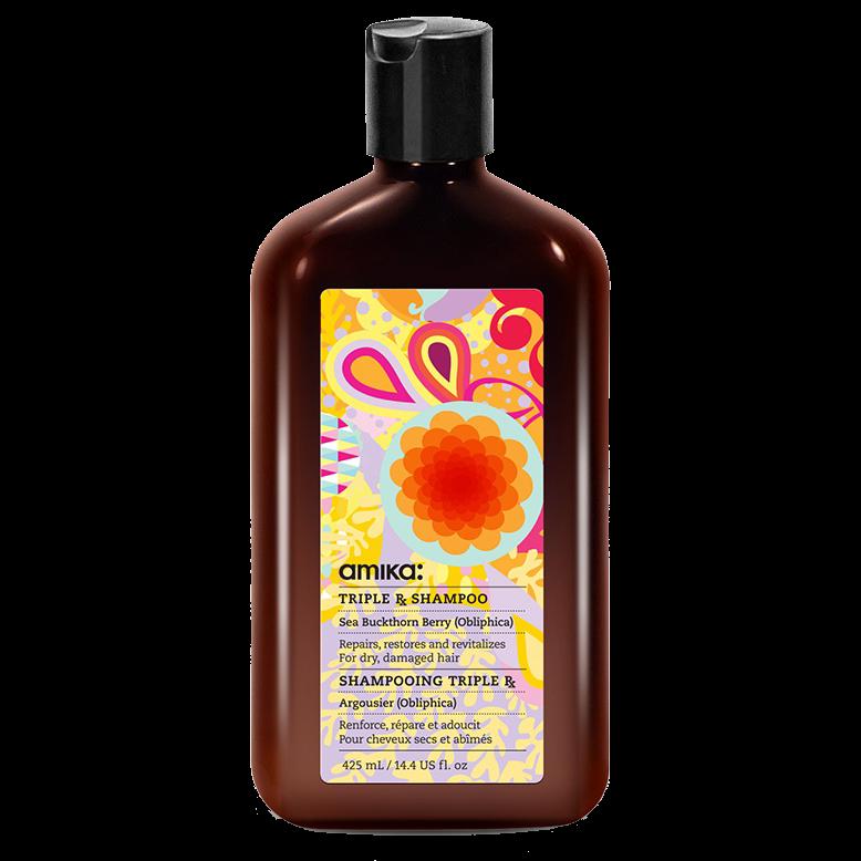 Amika Triple Rx Shampoo