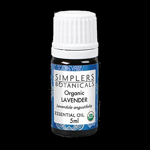 Simplers Botanicals Organic Lavender Essential Oil