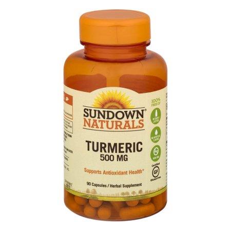 Sundown Naturals Turmeric