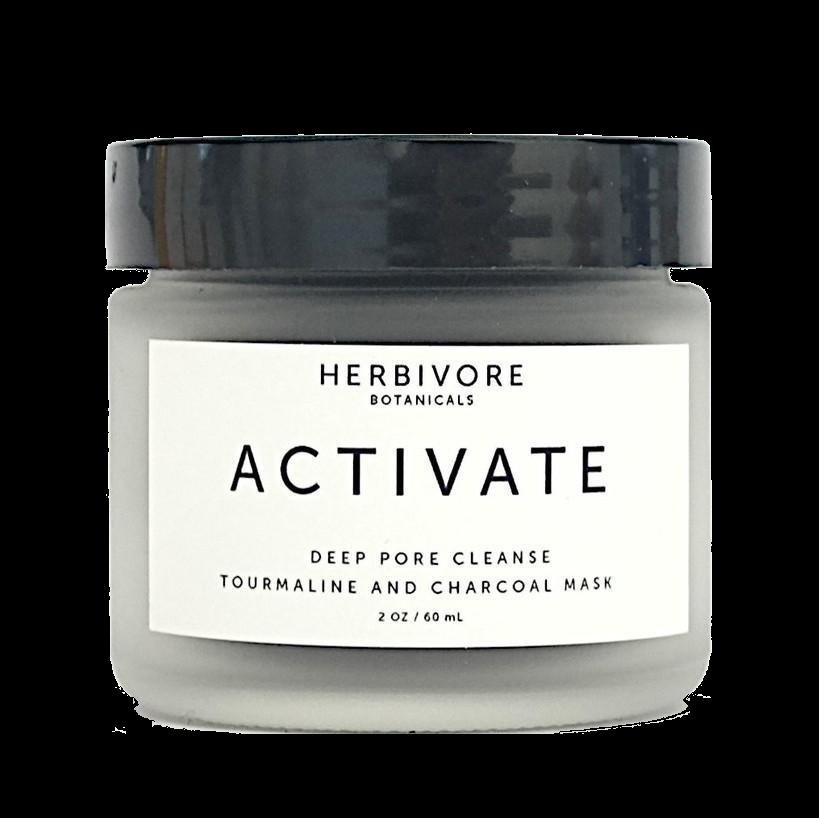 Herbivore Botanicals Activate Face Mask
