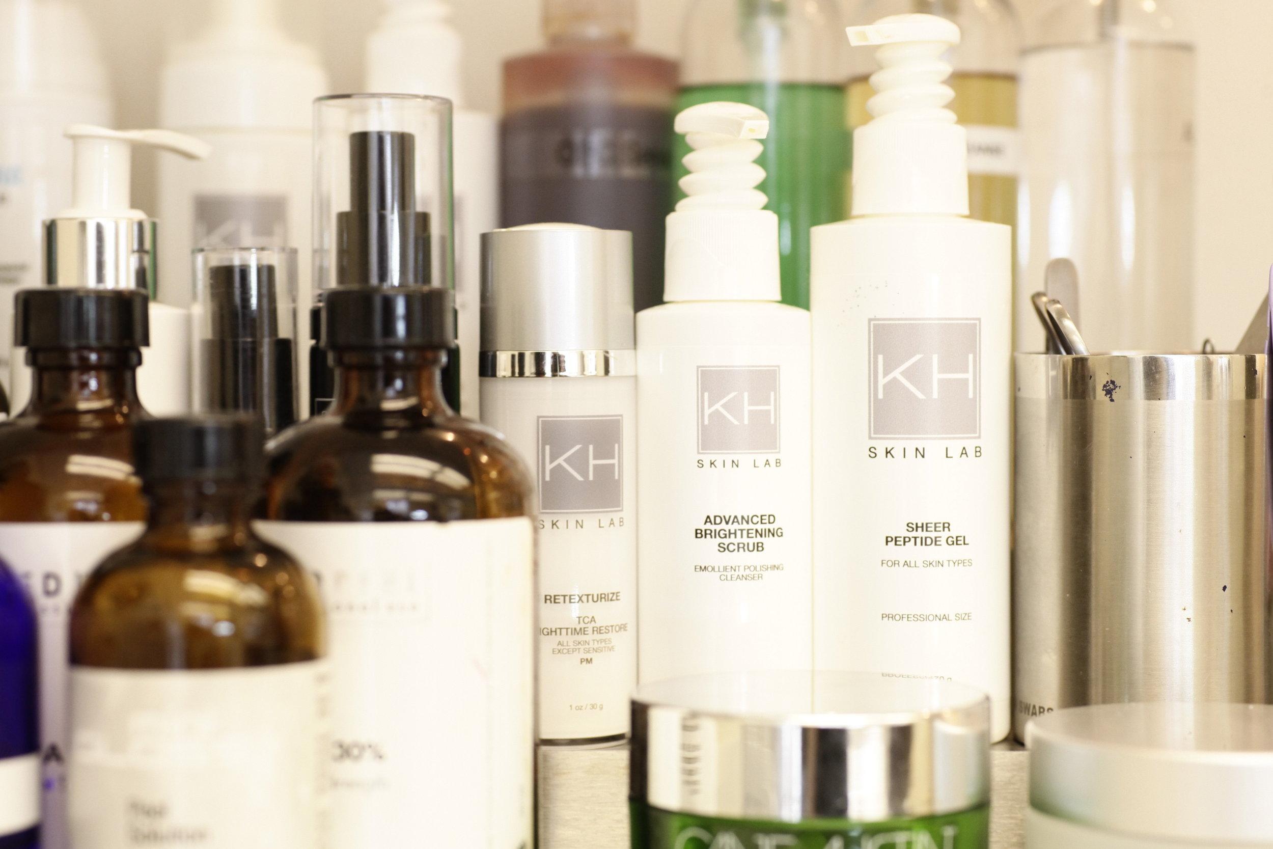 Karee Hays product line.  Kristin Barlowe Photography