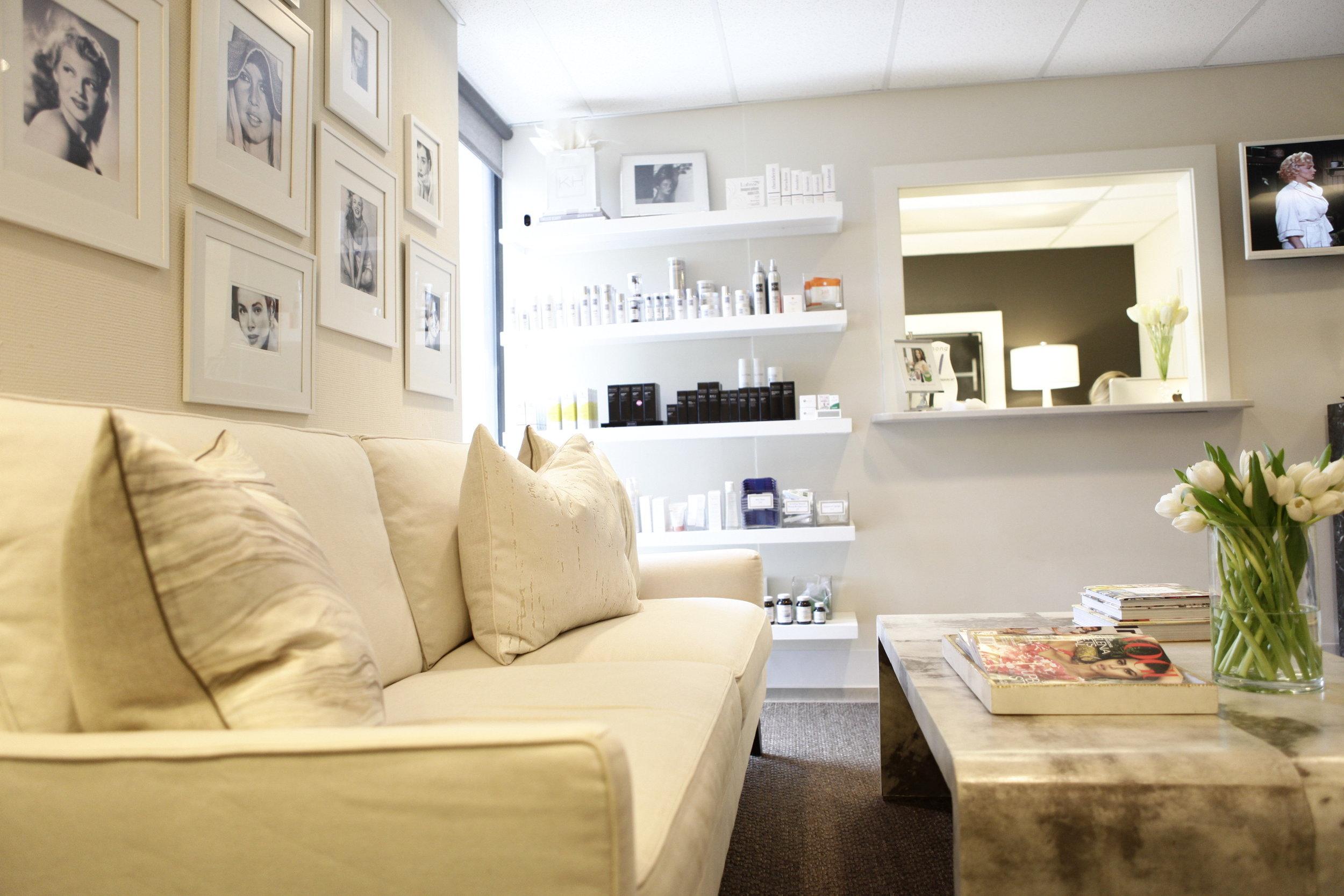 Karee Hays office in Nashville.  Kristin Barlowe Photography