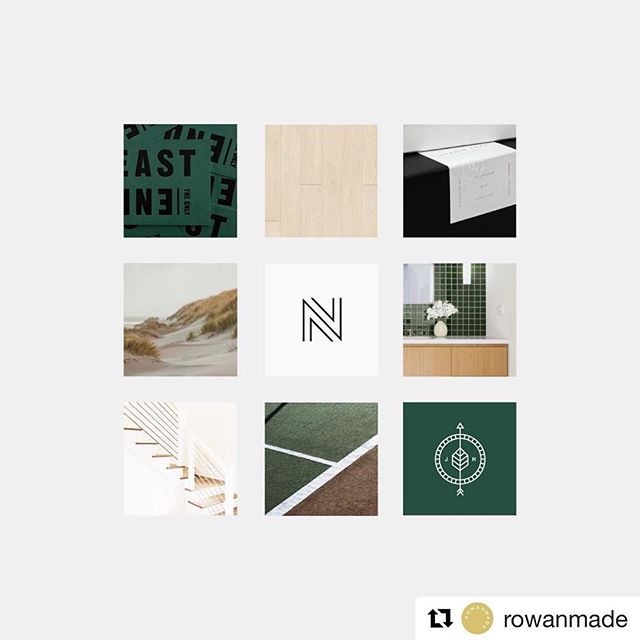 MOODBOARD || Here's a moodboard #Repost by @rowanmade that makes my heart smile and fulfills all my emerald-loving needs! Sometimes I feel strange not having pink as a primary color for my brand, but rich, deep hues of green, delicate, creamy neutrals, and smokey grays will always be my favorite - and that's ok. It's who I have always been, and who I'll always be! ・・・ Heyyyo #MoodboardMonday. This one is for a building company in The Hamptons that works on custom homes with beautiful millwork. Blue would have been an obvious color for this particular seaside location, but we're going GREEN instead. ;)