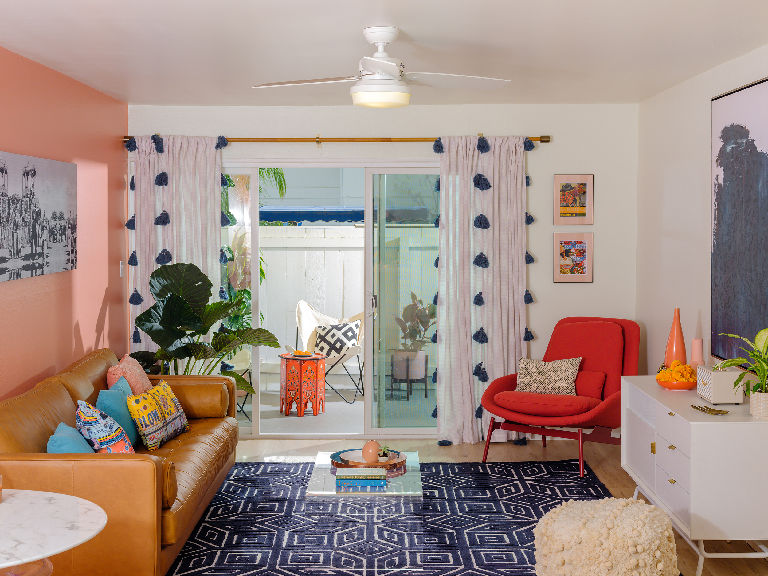 Where Bombay Royale meets Palm Springs Chic - Our model units embody fun and relaxation