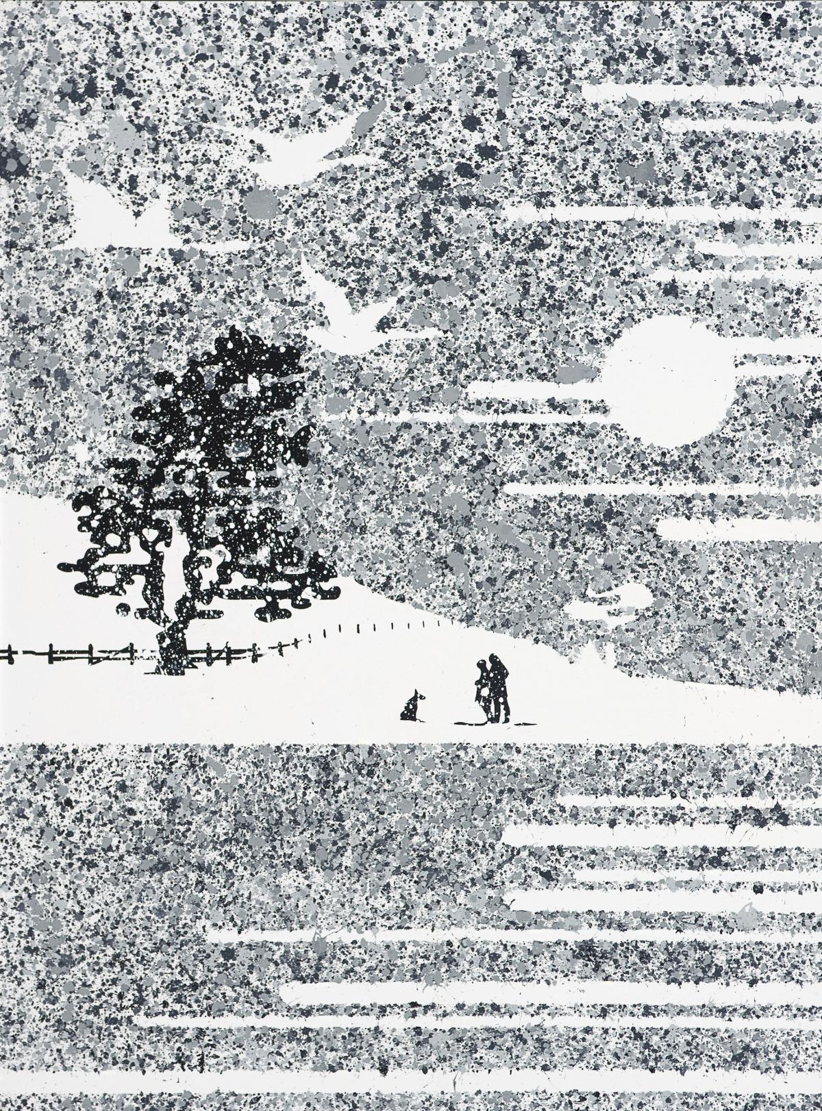'Felbrigg Snow Flurry'