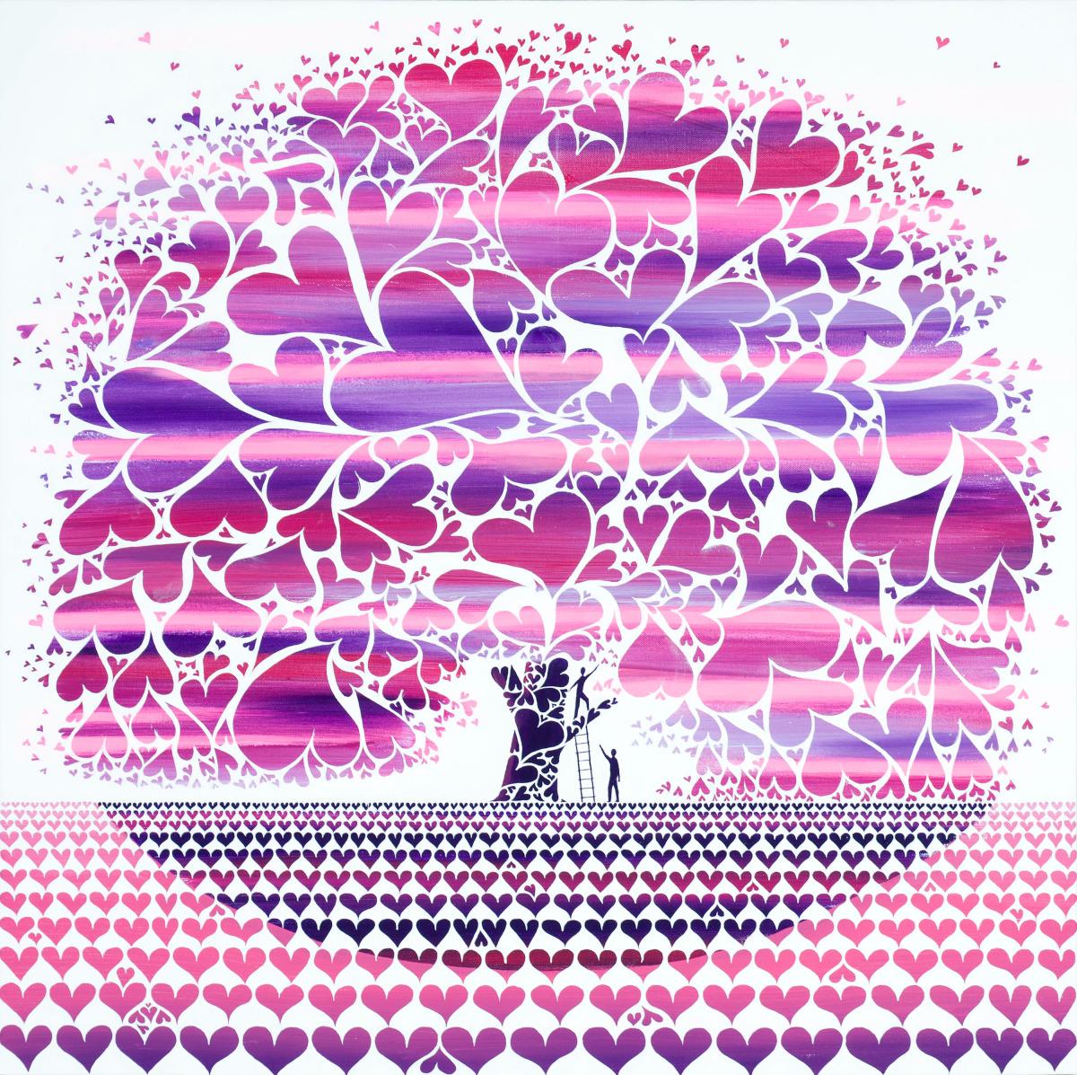 'Love Blossoms'