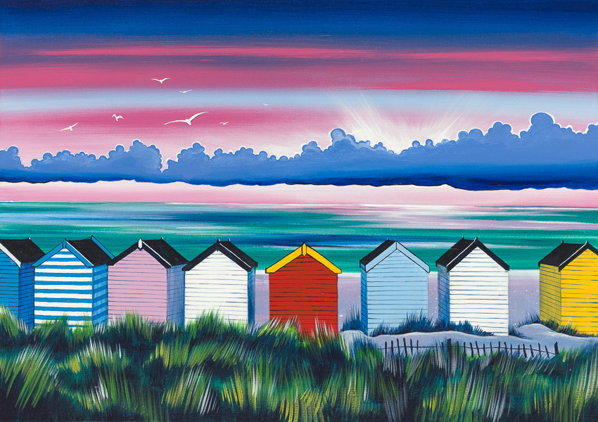 'View from Southwold'