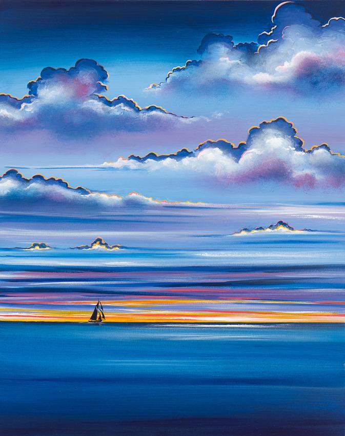 'Endless Sunset'