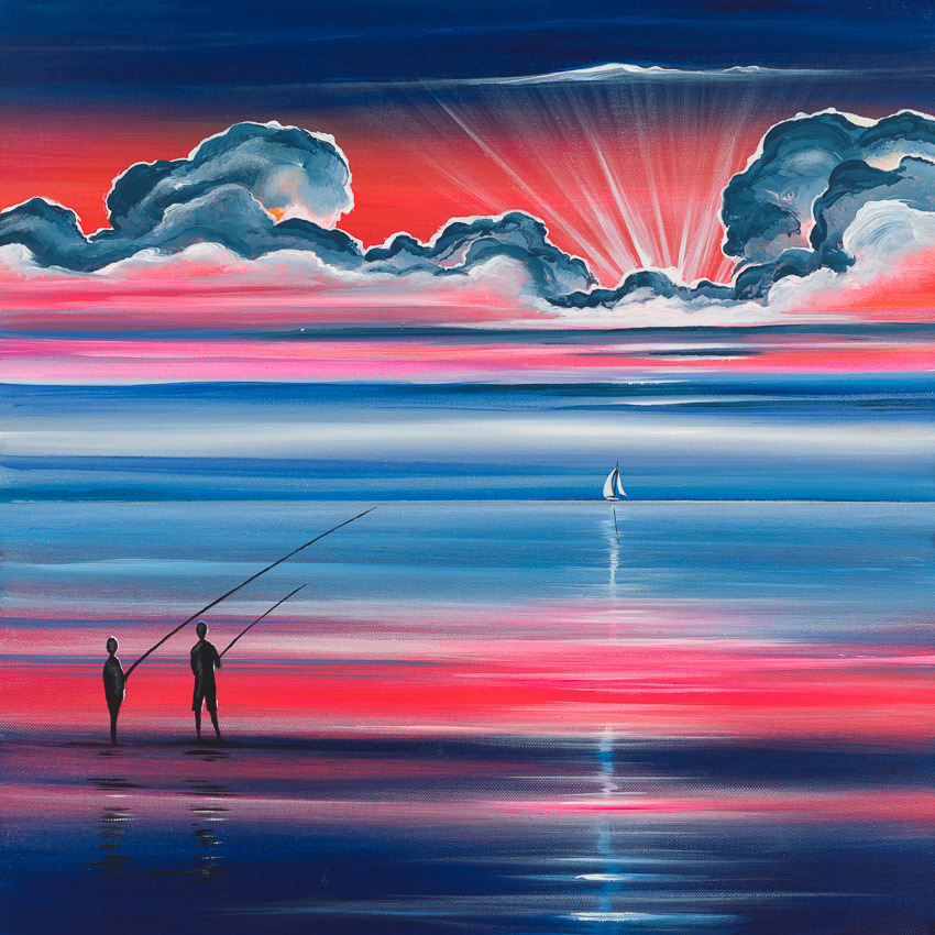 'Night Fishing'
