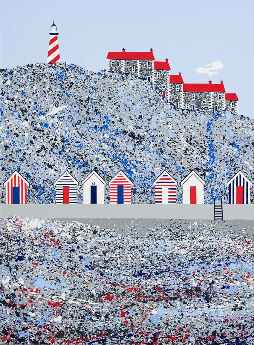 'Norfolk Beach Huts'