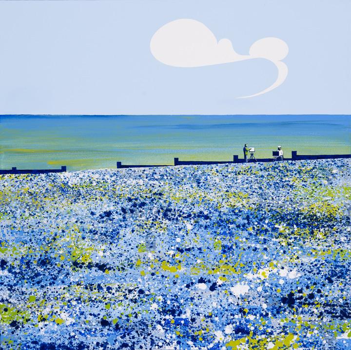 'Artists on the Beach'