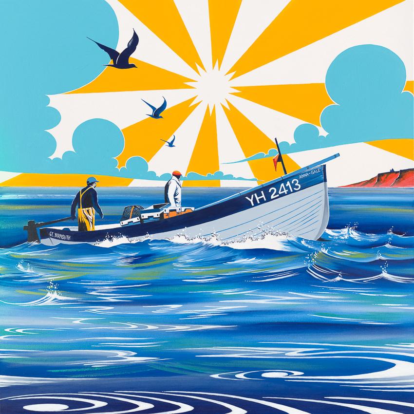 'A Norfolk Catch'