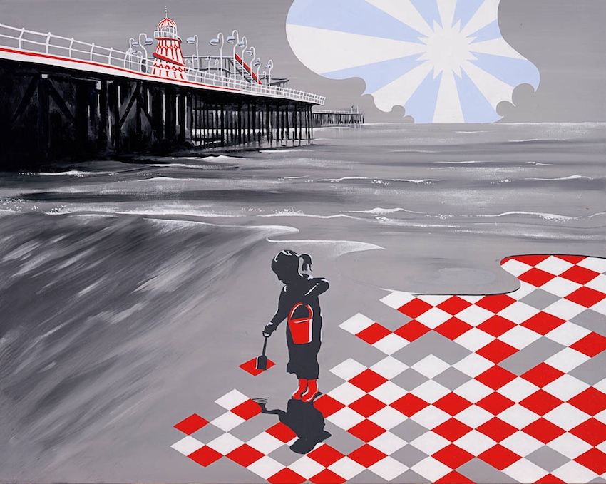 'Summer by the Pier'