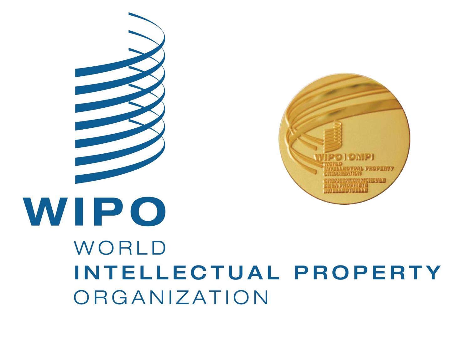 上圖為: 世界智慧財產權組織 ( World Intellectual Property Organization ,簡稱 WIPO