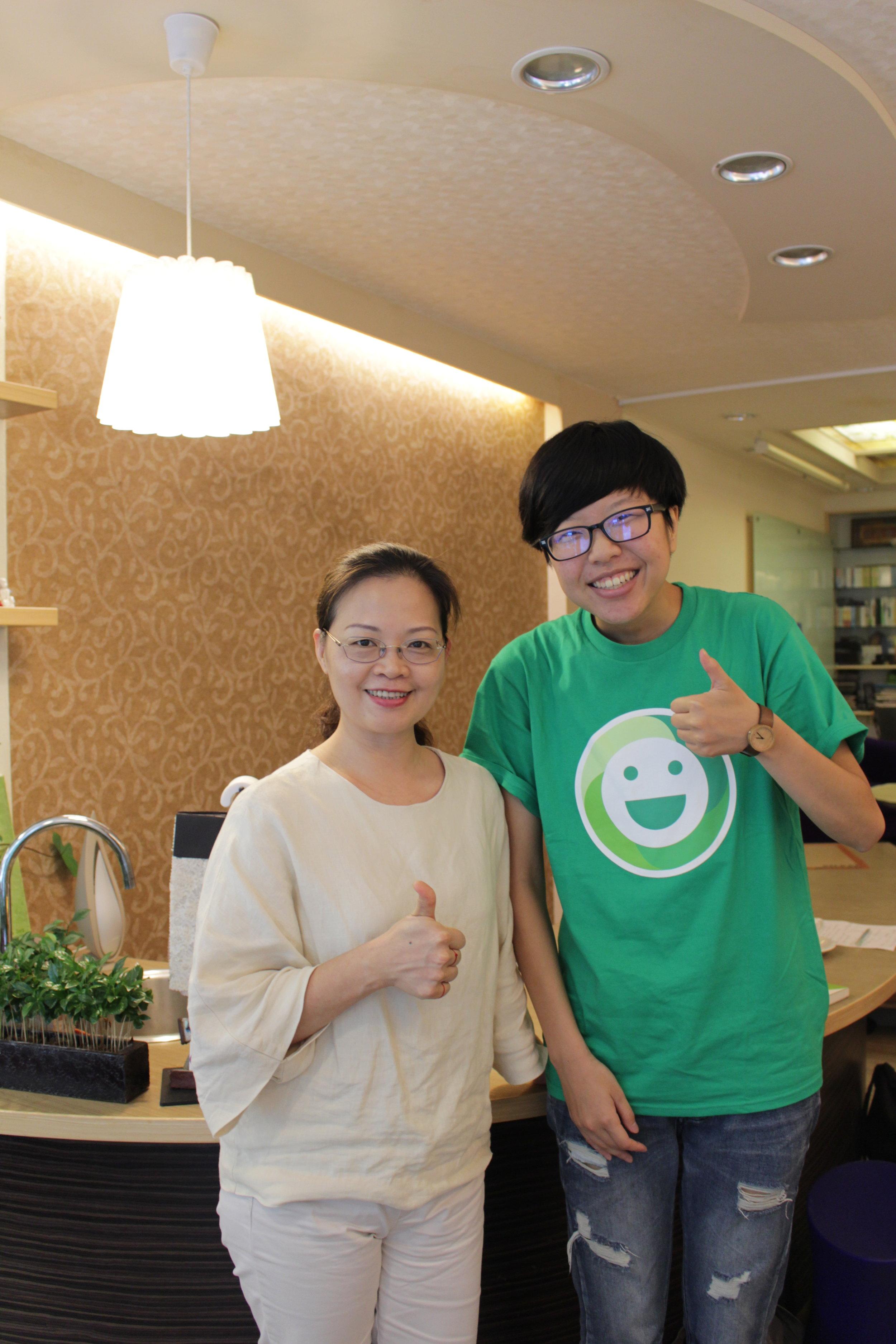 DOMI Blog_客戶故事_林讌庭非常讚賞LED燈的節能效果.JPG