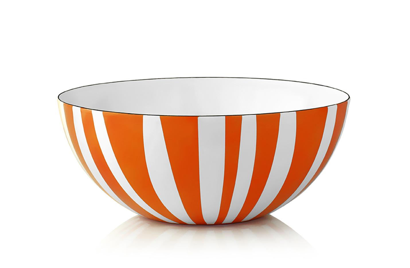 24 cm - Stripes kollektionOrange