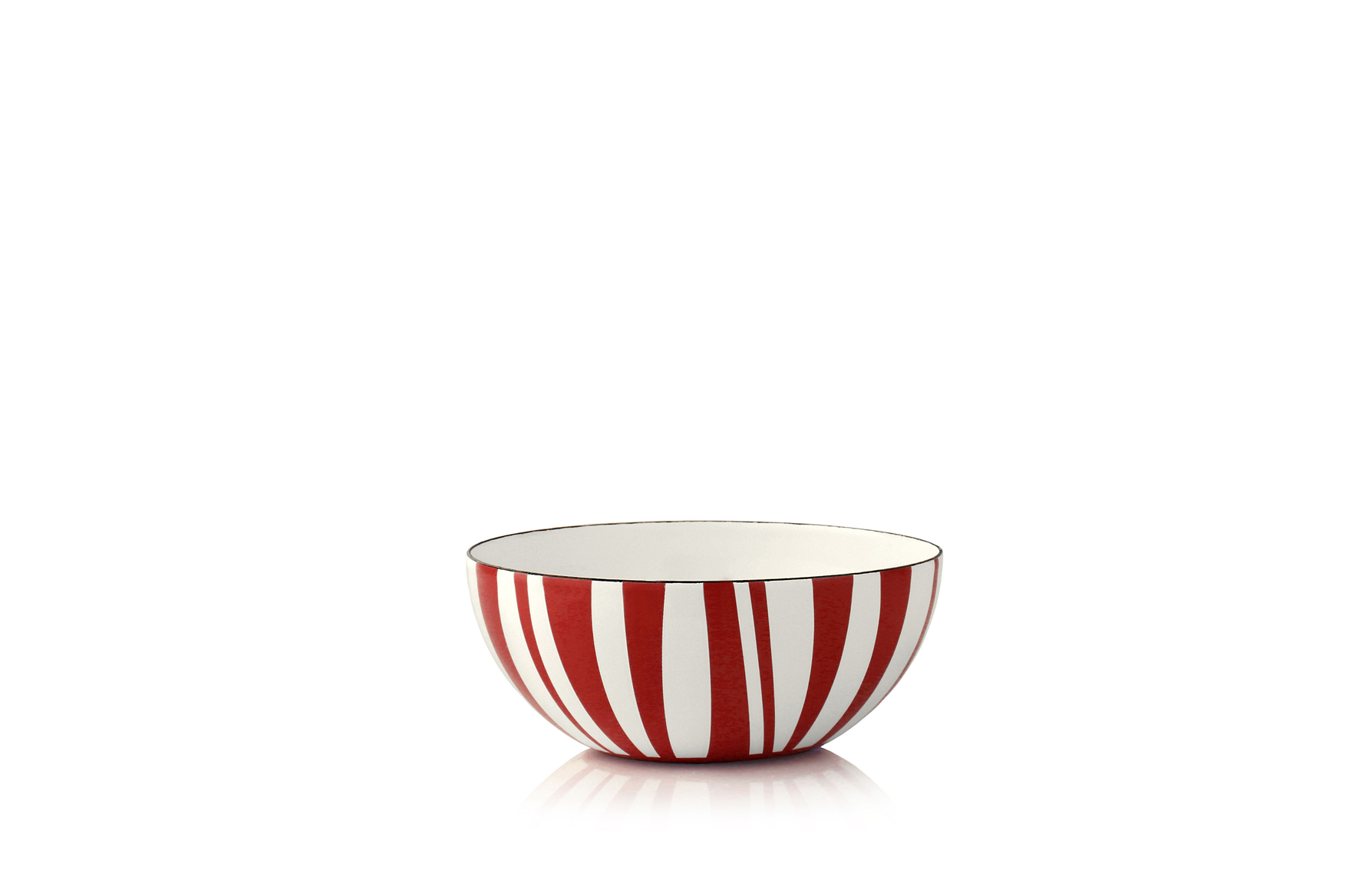10 cm - Stripes collectionRed