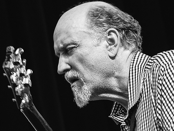 John Scofield is one of the world's leading Jazz Fusion Guitarists.
