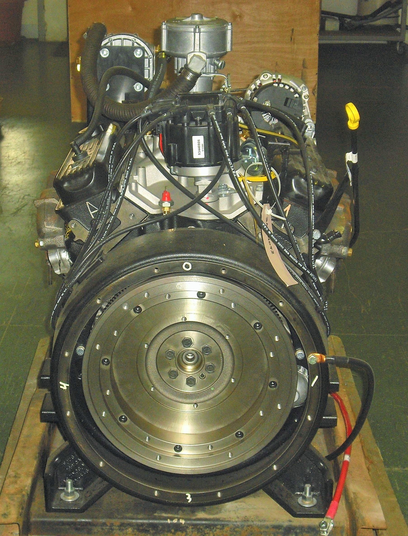 Motori a Gas - GM — Indemar