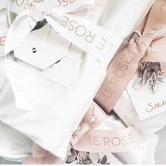 A big week for the talented @lerose_online team ✨ Read all about their exciting announcement via @whitemagazine journal located in the #LeRose bio #happyfriday #lerose