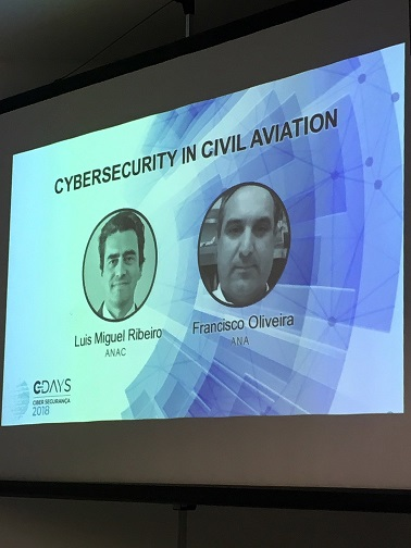 cibersegurança na Aviação Civil