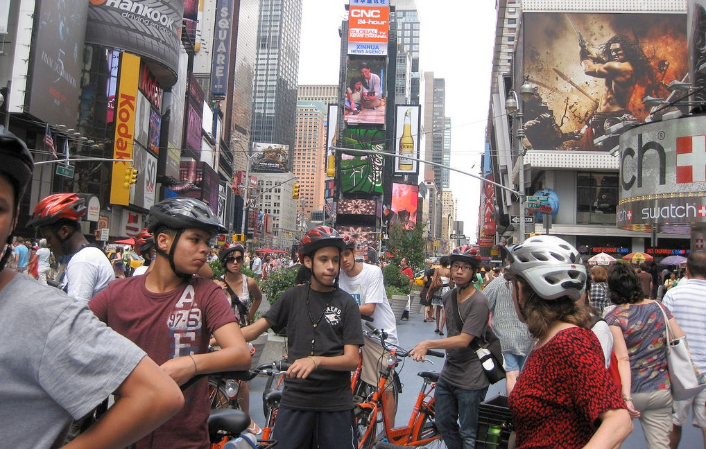 Local Spokes promotes bike space and policy on the Lower East Side and Chinatown