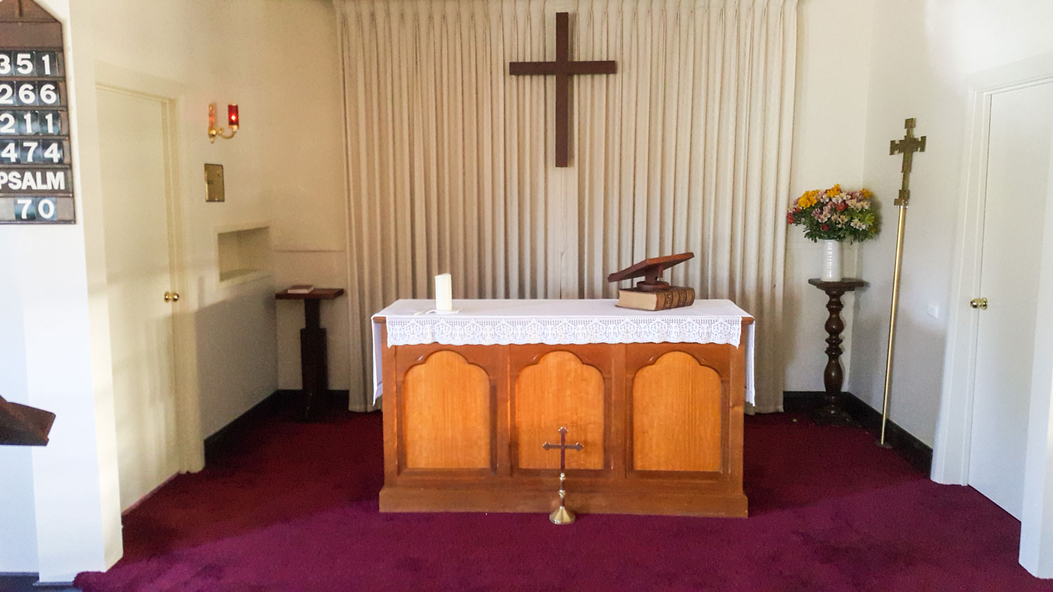 At St George's we recognise that the church are the people who make up the congregation and local community. -