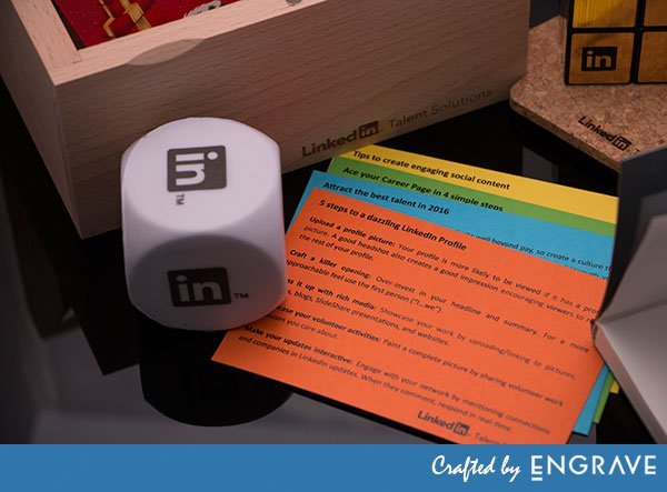linkedin-stress-ball-and-cards.jpg