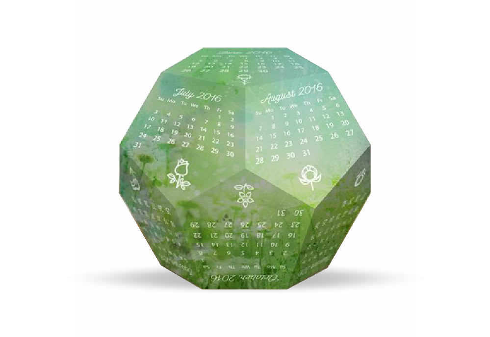 dodecahedron calendar.png