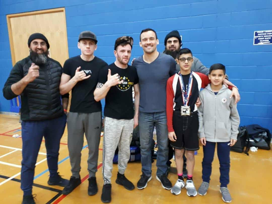 No Gi British Open! - Zaman takes silver after a close fought final at the British Open.5/02/2018
