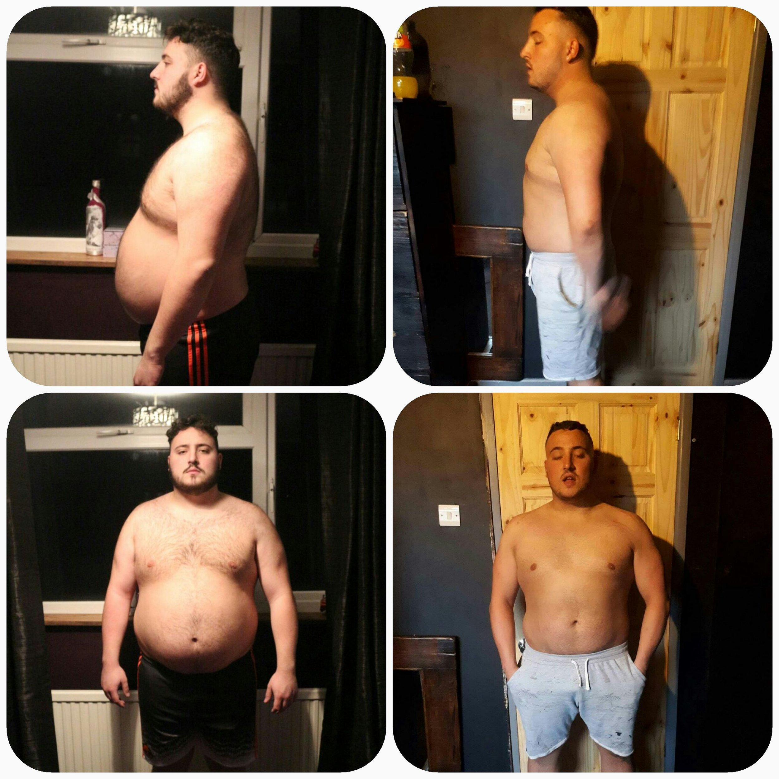 James - James came to the gym looking to make a healthy lifestyle change after gaining a bit of weight and losing self confidence. James reached his target weight after losing over 3 stone.