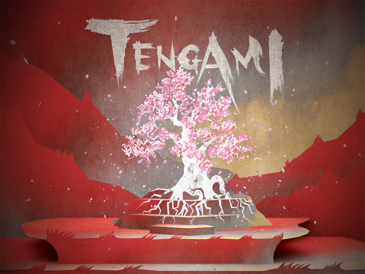 tengami_artwork_red_cherry_tree.png