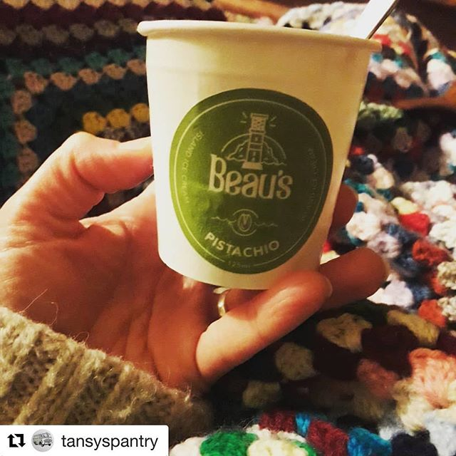 It was an absolute pleasure and joy meeting the super lovely Tansys Pantry team today! Cannot wait for their beeeeeautiful cafe to open in Godshill 😍 Exciting times ahead!! 🍨 #Repost @tansyspantry with @get_repost ・・・ This is the best ice cream we've ever had, lovingly made on the Isle of Wight! And it's dairy free! And it comes in loads of amazing flavours! And the packaging is eco friendly! And we're going to sell it in the cafe! 🍦🍨🍧 @beausicecreams #isleofwight #vegan #veganicecream #dessert #icecream #plantbased #artisan #icecreammadebetter #wholefoods #nojunk #glutenfree #openingsoon